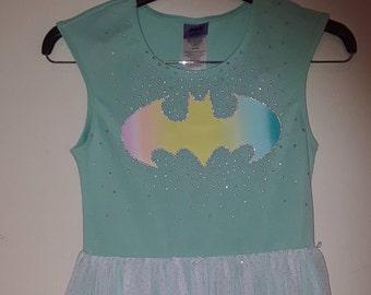 Cute Girl Batman Dress/Costume