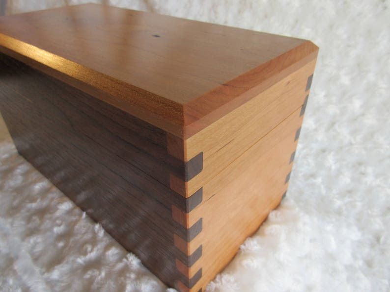 Hand-Crafted Museum Quality Solid Hardwood Walnut and Cherry image 0