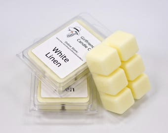 White Linen Scented Wax Melt