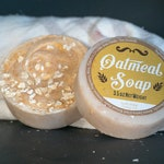 Golden Oats Soap with Honey Oat Frangrance