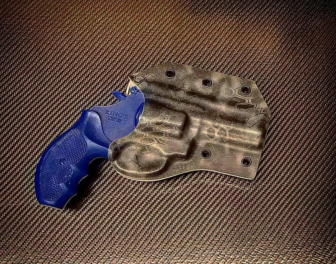 Smith & Wesson Modell 60.357 Magnum Revolver Kryptek Typhon | Etsy