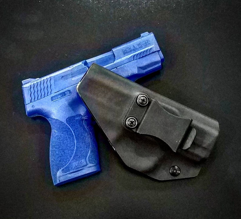 Smith and Wesson M&P Shield 45 Kydex Holster Right Hand IWB Tactical Black