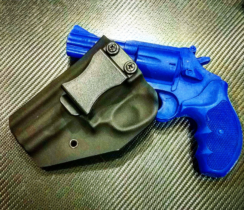 Smith & Wesson Modell 60.357 Magnum Revolver Kydex Holster | Etsy