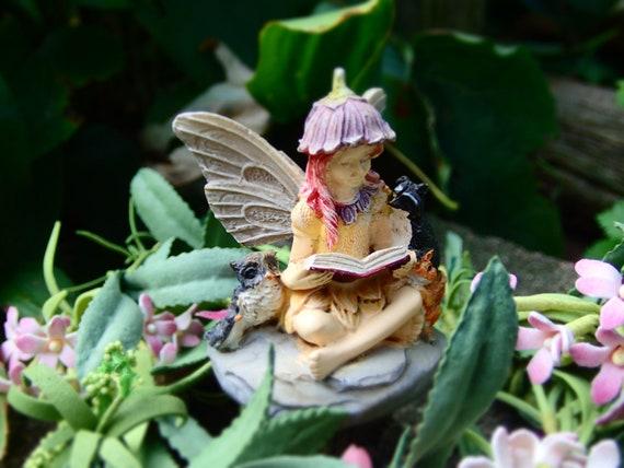 Miniature Dollhouse Fairy Garden Raccoon Pond Buy 3 Save $5
