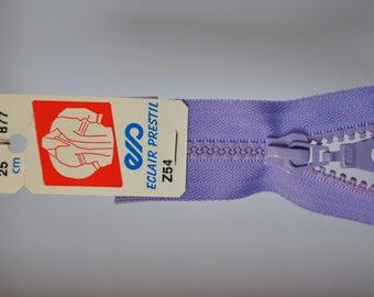 80cm separable zipper Parma violet Z54 877-mesh plastic molded