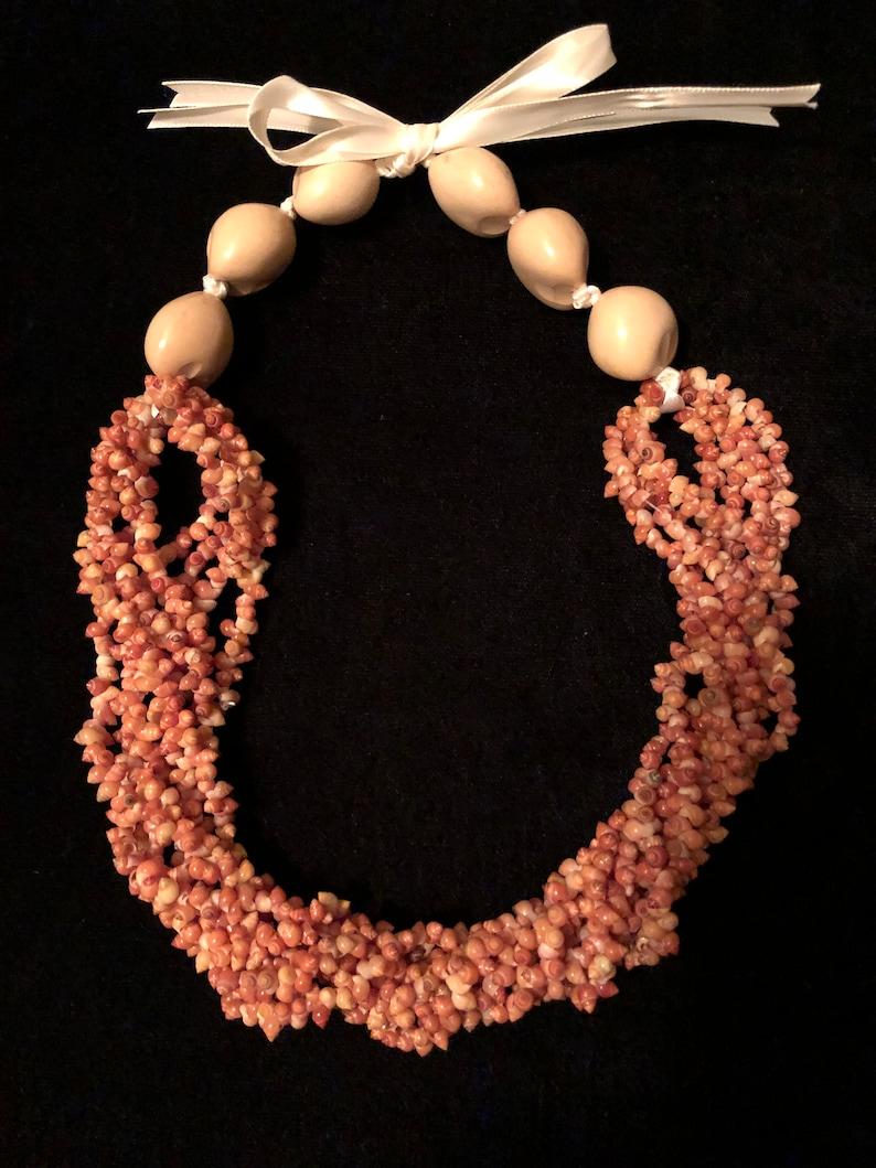 Orange Mongo /& Natural Candle Nut Shell Jewelry Set,Monarchy Jewel Set,Hawaiian Wear,Aloha Wear,Tahitian Wear,Polynesian Wear,Hawaiian Jewel