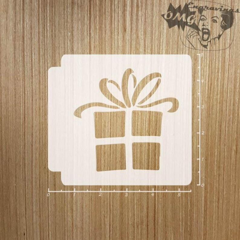 Present 783-139 Stencil