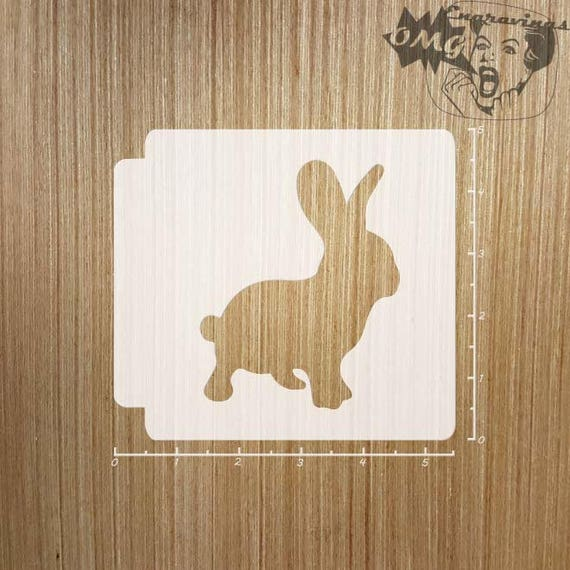 Rabbit 783-358 Stencil