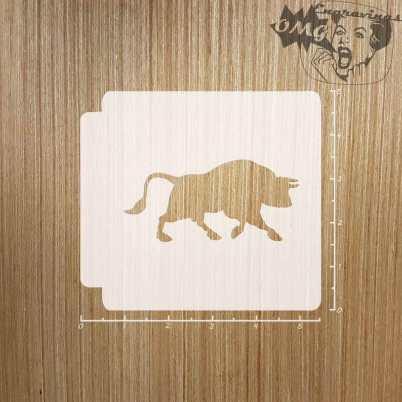 Bull 783-221 Stencil