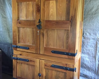 Handcrafted Armoire