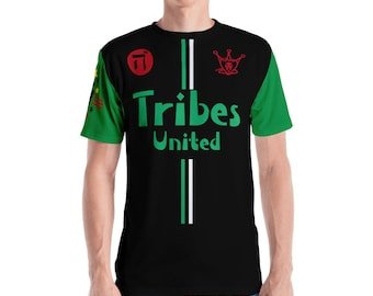 Tribes Untied Nigeria Jersey - Stay Live