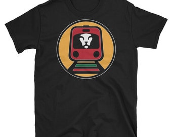 Zion Train Tee -12 tribes Israelites