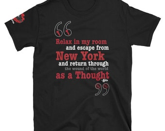 As a Thought Tee - Vinyl Verse