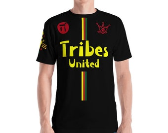 Tribes United Home Jersey - Stay Live