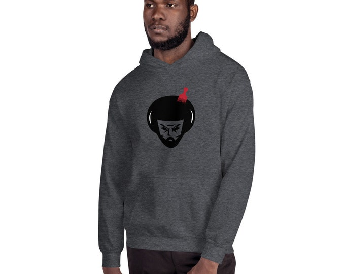 "Featured listing image: David""s Fro Hoodie"