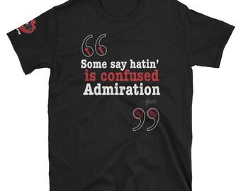 Admiration Tee - Vinyl Verses