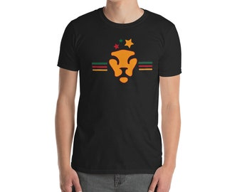 Young Lion 2 Tee - Swine Rebel 12 Tribes