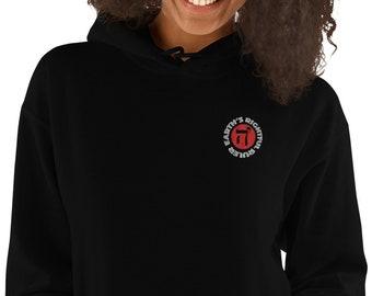 Embroidered ERR Hooded Sweatshirt                  : Atlarge Style