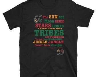 Tribe Unification Tee - Jungle Brothers Vinyl Verses Boom Bap