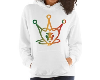Peace Kingdom Hooded Sweatshirt