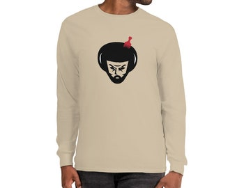 David's Fro Long Sleeve T-Shirt