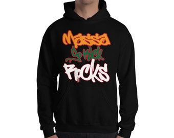 Universal Freedom Hooded Sweatshirt                  : Atlarge Style