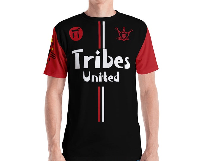Tribes United Trini Tee - Stay live