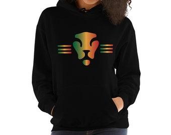 Peace Lion Hooded Sweatshirt