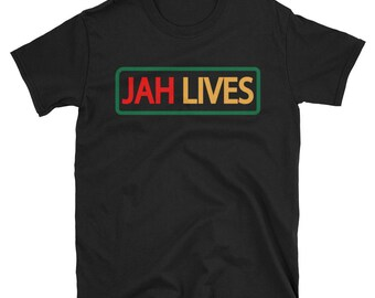Jah lives T-Shirt -12 tribes 12 nation
