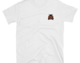 Embroidered King David Tee