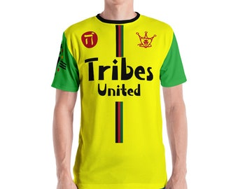 Tribes United Senegal Jersey - Stay Live