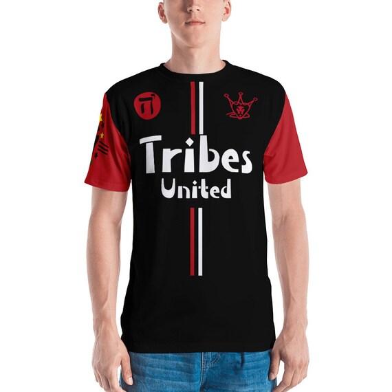 Tribes United Trini Tee - Stay live cef929c17