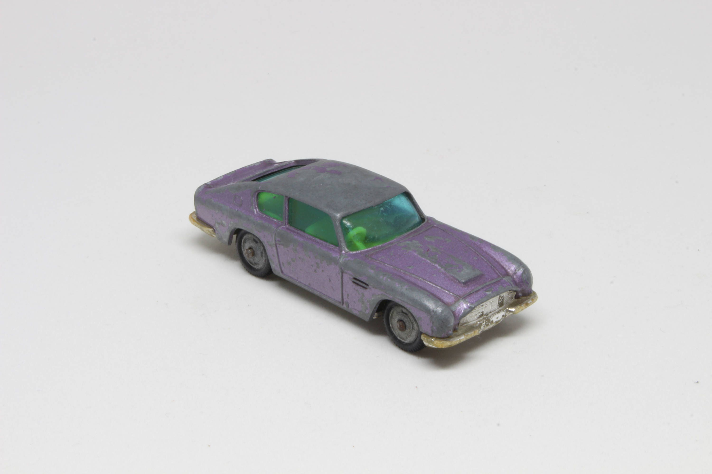Vintage Husky Models Aston Martin DB6 Toy Car