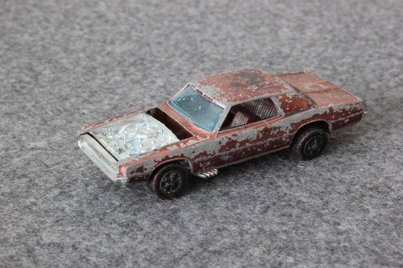 Redline Hotwheels Custom T Bird 1968