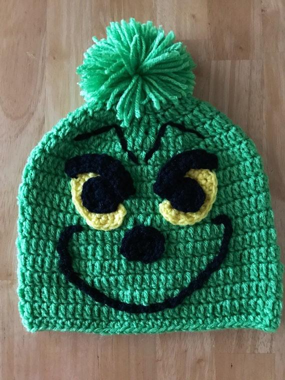 597c7e2d458 Child Grinch Hat