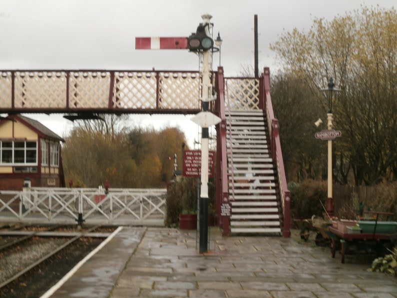 NEW LEGO train station water tower steam train lego train set aag