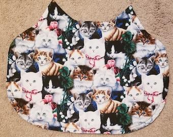 Cat Bowl Mat (Reversible)