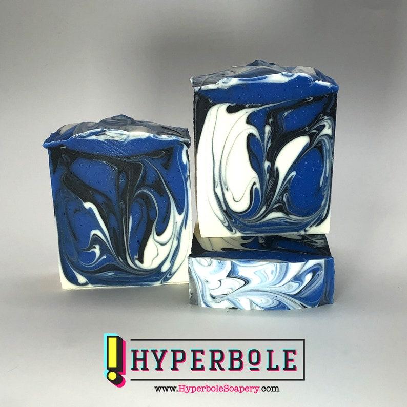 Dapper Delight  Hyperbole Soapery handmade soap image 0