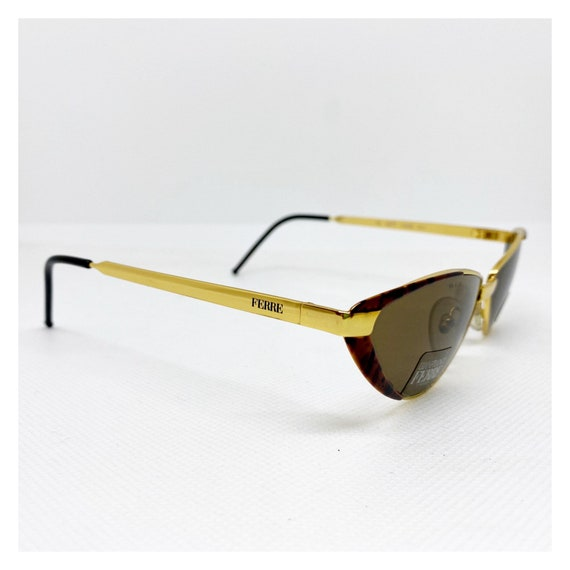 G.Ferre'vintage sunglasses cat sunglasses vintage