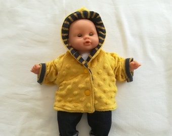 Clothes clothes doll 30 cm poupon corolla 30 cm coat