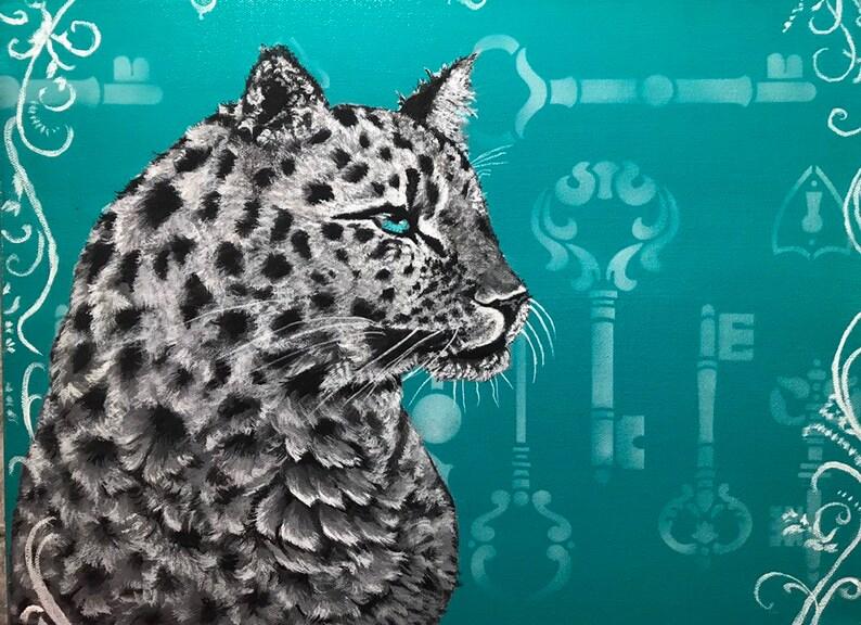 Snow Leopard image 0