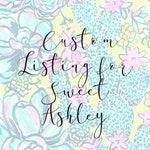 Custom Listing for Ashley