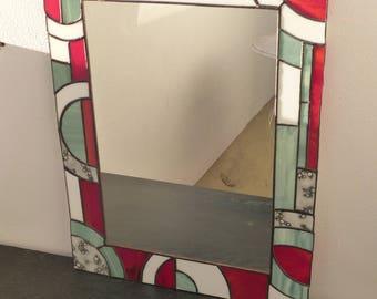 Vitrail Miroir Modele miroir vitrail | etsy