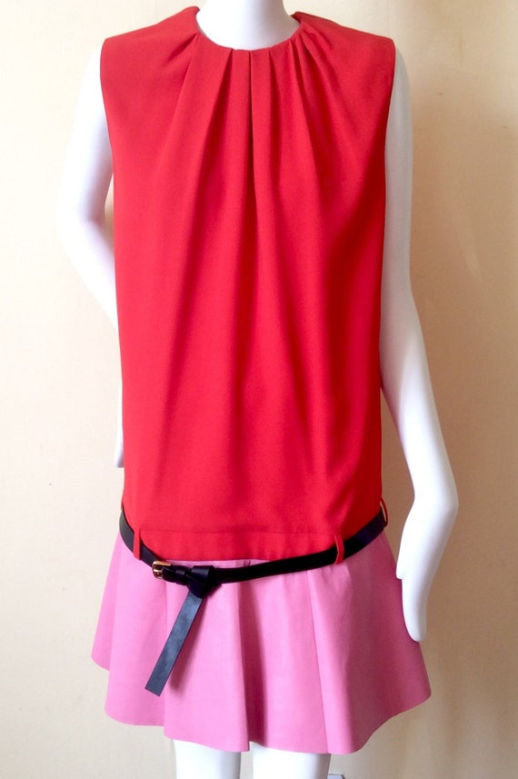 Vionnet Little Red Dress