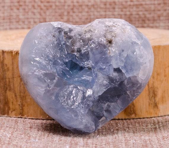 Celestite Geode,Blue Celestite Egg,Celestite Crystal Cluster,Celestite Egg,Celestite Crystal Geode,Decor,Gift for Her,Gift for Him,Gift,