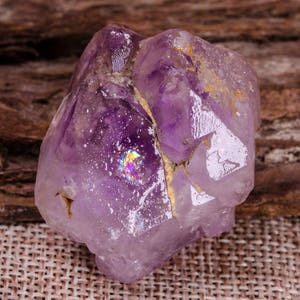 Skeletal Amethyst Crystal Cluster,Raw Amethyst,Skeletal Amethyst Point,Skeletal Amethyst Necklace,Scepter Amethyst Crystal,gift for her#3516