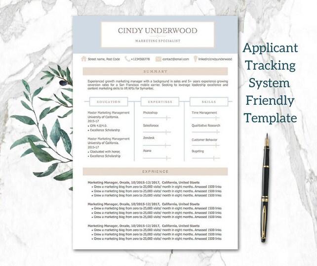 image 0 - Creative Resume Templates Word