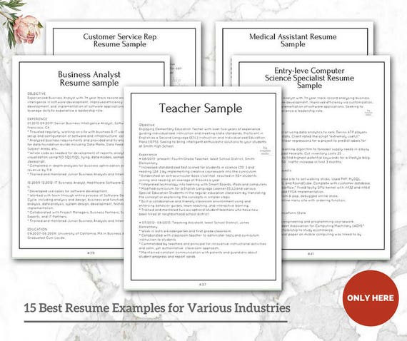 Professional Resume Template Mac PC   Resume Template CV sjabloon   Morden  CV Template   1-3 Pages Resume cv, Cover Letter, References