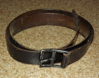 Swiss military belt | Etsy