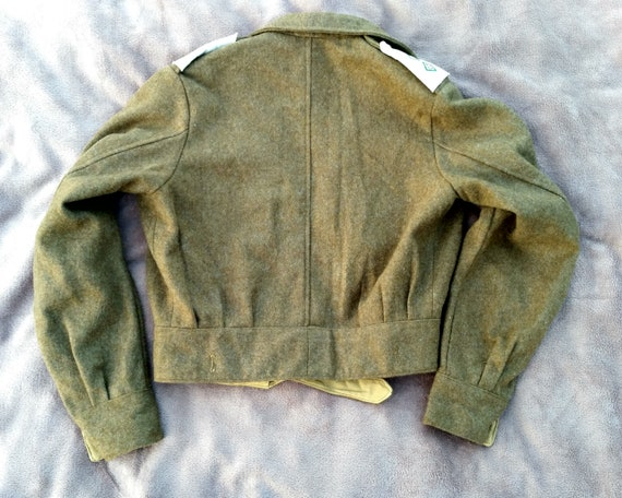 Unused British Military 1949 Pattern Blouse Battl… - image 7